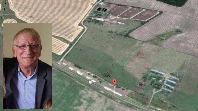 Buscan a un empresario que desapareció en Gualeguay