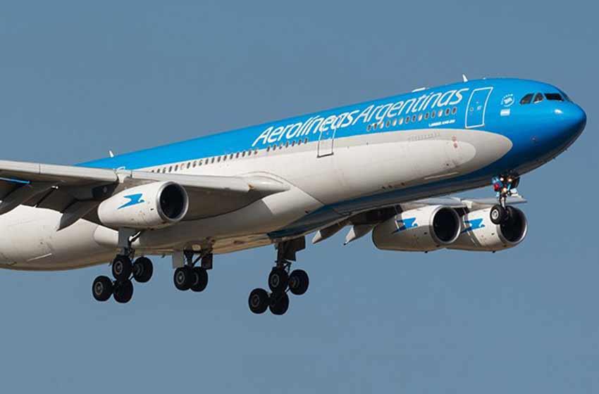 Aerolíneas Argentinas dejará de volar a Barcelona a partir de febrero