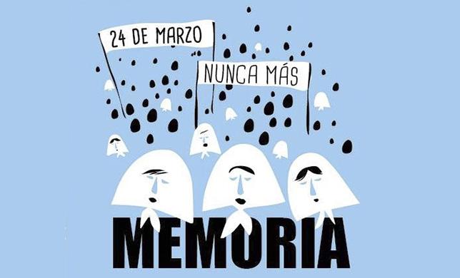 Momento Que Comenzaba En Argentina Una De Las Epocas Mas Oscuras De Nuestra Historia Conmemora El Dia Nacional De La Memoria Por La Verdad Y Justicia