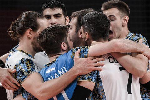 Voley: Argentina hizo historia y clasificó a semifinales en Tokio 2020